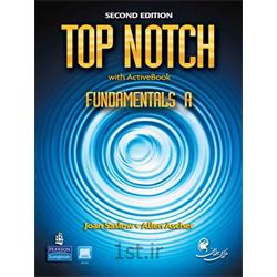 کتاب آموزش زبان New Top Notch سطح fundamental A