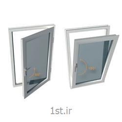 عکس پنجرهپنجره دوحالته دو جداره (UPVC)
