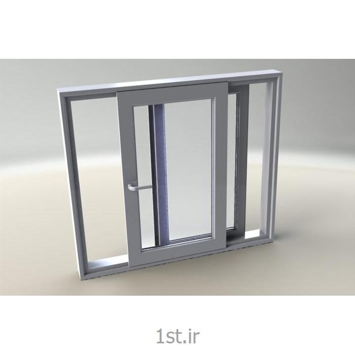 پنجره کشویی دوجداره (UPVC)