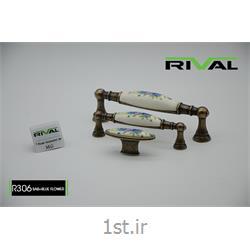 عکس دستگیره مبلماندستگیره کمدی ریوال مدل R306