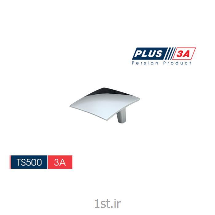 عکس قطعات و لوازم کابینت آشپزخانهدستگیره دو پیچ سه آ مدل TS500