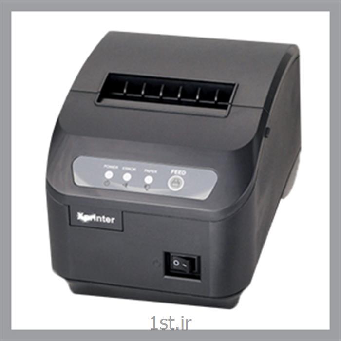 عکس چاپگر (پرینتر)چاپگر (پرینتر) مدل Xprinter –Q260NL