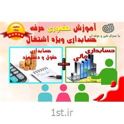 آموزش حضوری حسابداری ویژه اشتغال به کار