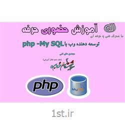 آموزش حضوری توسعه دهنده وب با php و MySQL