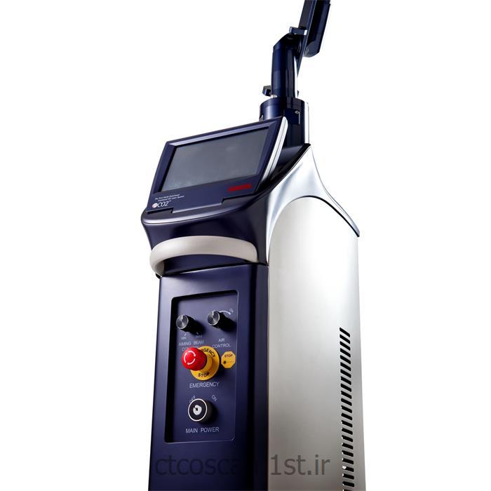 عکس دستگاه لیزر زیباییلیزر فرکشنال مدل اکو 2
