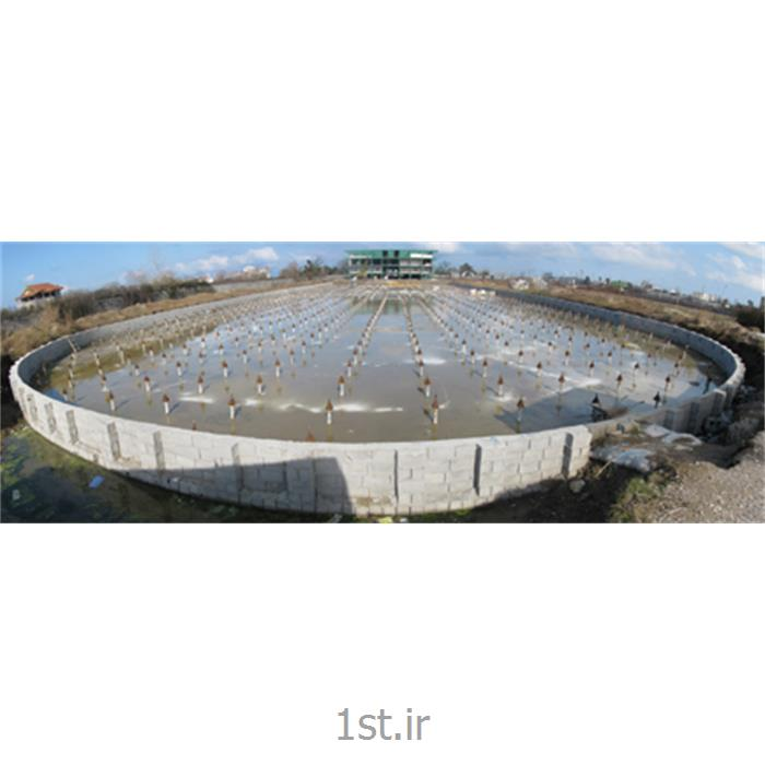 عکس سایر محصولات خاک برداری و زیر سازیتحکیم بستر و بهسازی خاک
