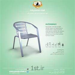 عکس صندلی رستورانصندلی هتل رستوران تالار کد 951 پاندا  فضای باز