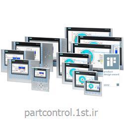 عکس پی ال سی (PLC)نمایشگر زیمنس - HMI Comfort