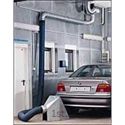 عکس پروژه های محیط زیستنمونه برداری و انالیز الاینده های مختلف هوا در خروجی اگزوز خودرو