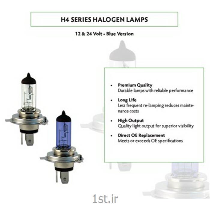 لامپ هالوژن خودرو مدل H4