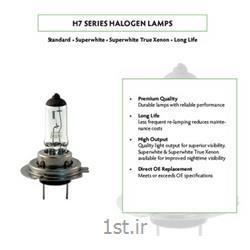عکس سیستم روشنایی خودرولامپ هالوژن خودرو مدل H7