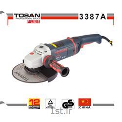 دستگاه فرز سنگبری توسن 3387A
