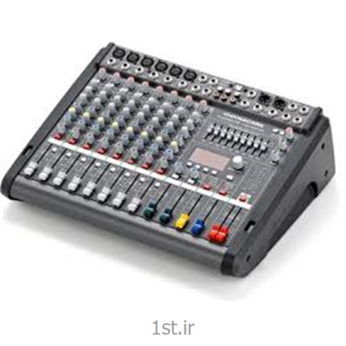 عکس سایر تجهیزات صوتی و تصویریپاور میکسر دایناکورد مدل POWER MATE 600-3