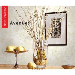 عکس کاغذ دیواری و دیوار پوشآلبوم و کاتالوگ کاغذ دیواری طرح دار کلاسیک اداری تجاری Avenues