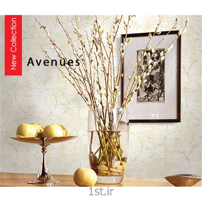 آلبوم و کاتالوگ کاغذ دیواری طرح دار کلاسیک اداری تجاری Avenues