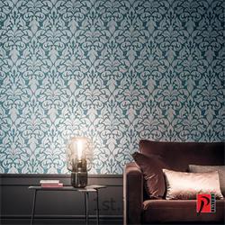 عکس کاغذ دیواری و دیوار پوشکاتالوگ کاغذ دیواری طرحدار کلاسیک اداری تجاری فرانسه Regence