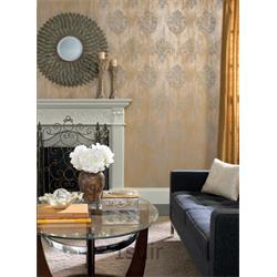 عکس کاغذ دیواری و دیوار پوشکاغذ دیواری کلاسیک طرح دار هتلی آمریکایی پرایم والز Prime Walls