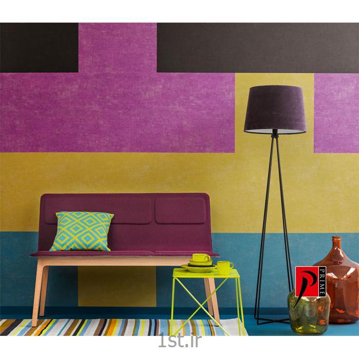 کاغذ دیواری ساده مدرن مسکونی خانگی پرایم والز Prime Walls