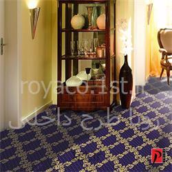 موکت هتلی خانگی طرحدار رولی پرایم فلورز (  Prime Floors )