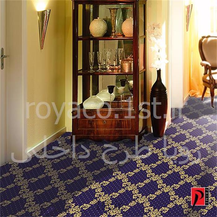 عکس سایر کفپوش هاموکت هتلی خانگی طرحدار رولی پرایم فلورز (  Prime Floors )