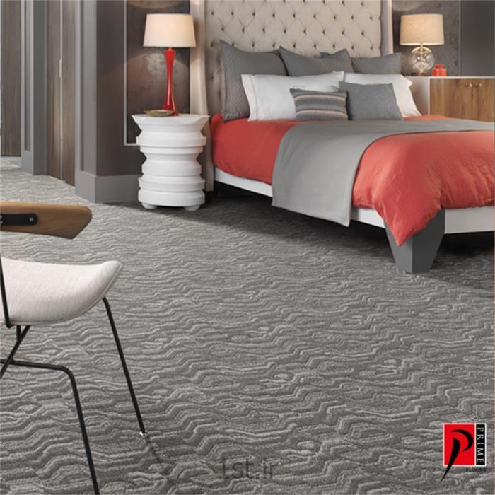 عکس سایر منسوجات خانگیموکت رولی طرح دارهتلی پرایم فلورز(  Prime Floors )