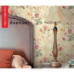 آلبوم و کاتالوگ کاغذ دیواری کلاسیک مسکونی هتلی Avenues