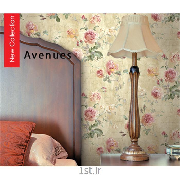 عکس کاغذ دیواری و دیوار پوشآلبوم و کاتالوگ کاغذ دیواری کلاسیک مسکونی هتلی Avenues