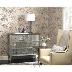 عکس کاغذ دیواری و دیوار پوشکاغذدیواری کلاسیک مسکونی هتلی Luminous lavender