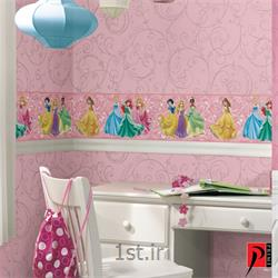 عکس کاغذ دیواری و دیوار پوشکاغذ دیواری اتاق کودک و نوجوان مدل دخترانه پرایم والز PrimeWalls