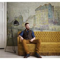 کاغذ دیواری با طرح ، رنگ و مدل های مدرن ونگوگ Vangogh