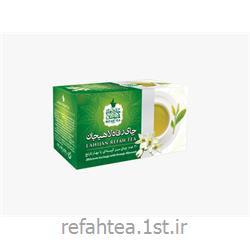 چای تی بگ سبز با طعم بهار نارنج 20 عدد رفاه