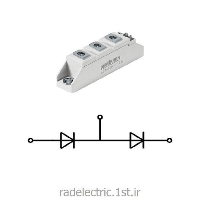 عکس دیوددیود دوبل 46 آمپر  Rectifier Diode Modules