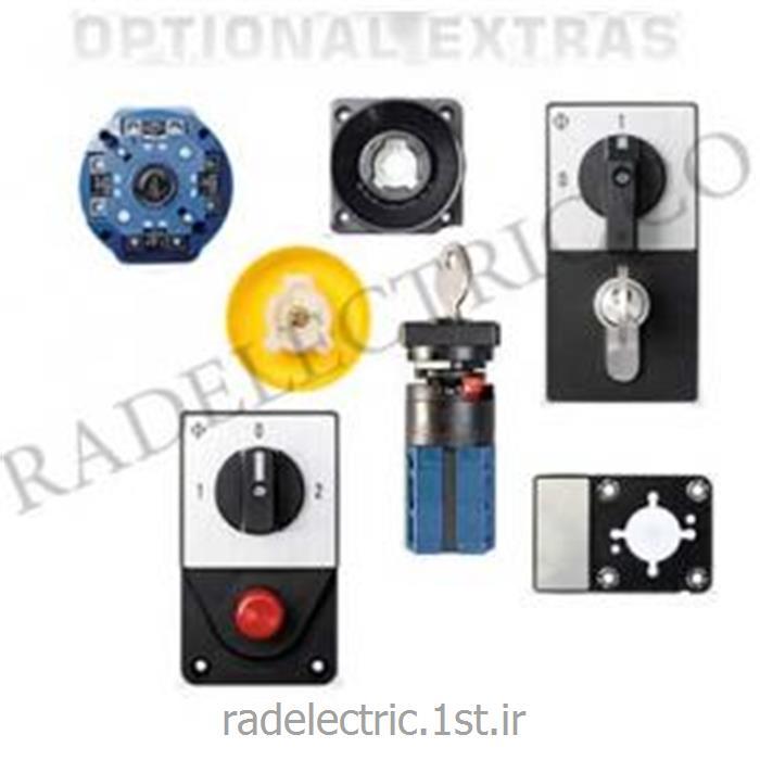 عکس ترمینال برقسوئیچ کنترلی نوری Kraus & Naimer