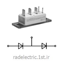عکس دیوددیود دوبل 15 آمپر     Rectifier Diode Modules