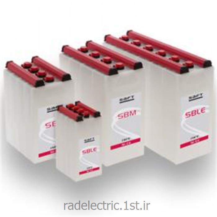 عکس سایر باتری ها (باطری ها)باطری یو پی اس   SBH برند SAFT