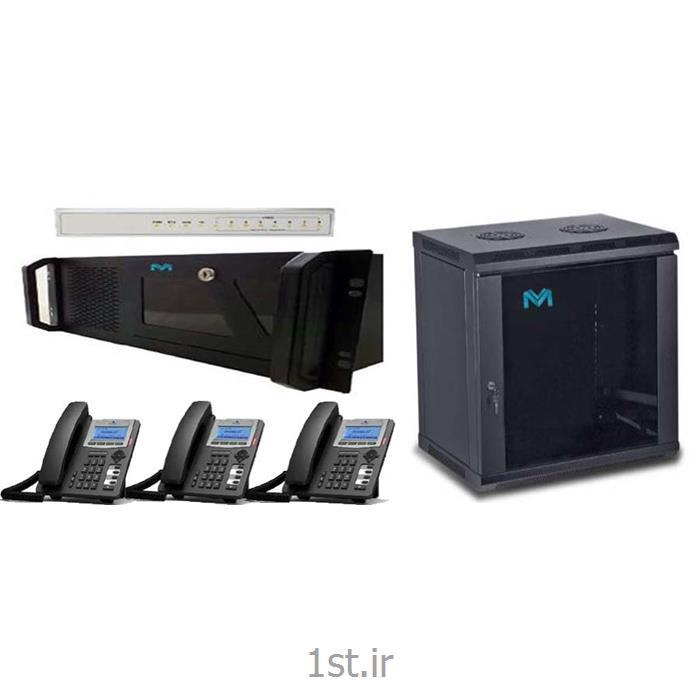 عکس محصولات تلفن اینترنتی ( VoIP )مرکز تلفن IP (مرکز تماس ویپ) با ظرفیت یک لینک E1