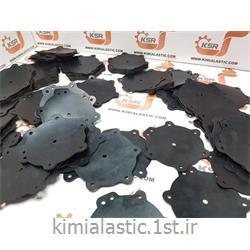 عکس سایر محصولات لاستیکیدیافراگم لاستیکی منجیددار