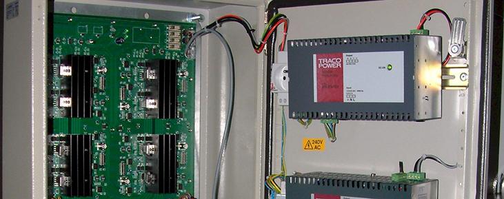 تجهیزات و لوازم الکتریکی