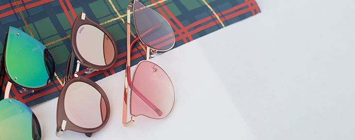 عینک، جواهرآلات و ساعت