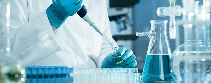 مواد شیمیایی و لوازم آزمایشگاهی